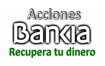 recuperar Acciones de Bankia